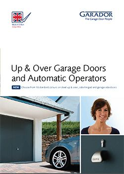 Up & Over Garage Doors - Garador